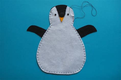 pengi the penguin softie allfreesewing pengi a really cool penguin softie can make