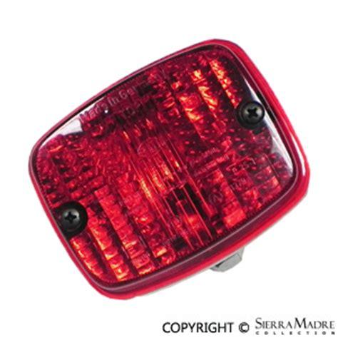 hella rear fog l porsche parts hella rear fog light 911 g series