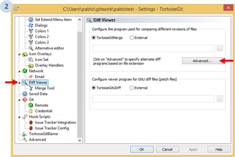 tortoise git tutorial merge how to configure semanticmerge