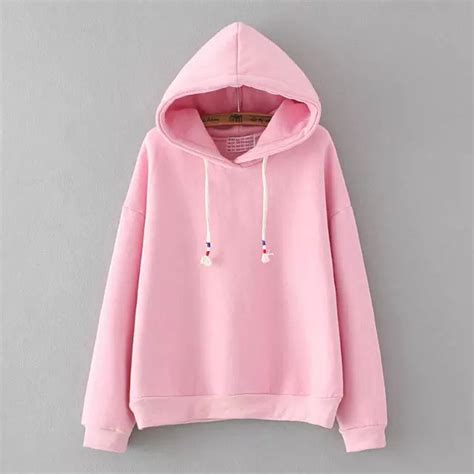 Sweater 3 Second Original 50 free shipping pastel color sleeve hooded sweater on luulla
