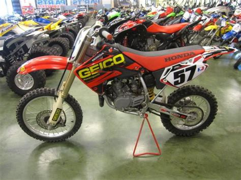 85 motocross bikes for sale 2004 honda cr 85 85r dirt bike for sale on 2040 motos
