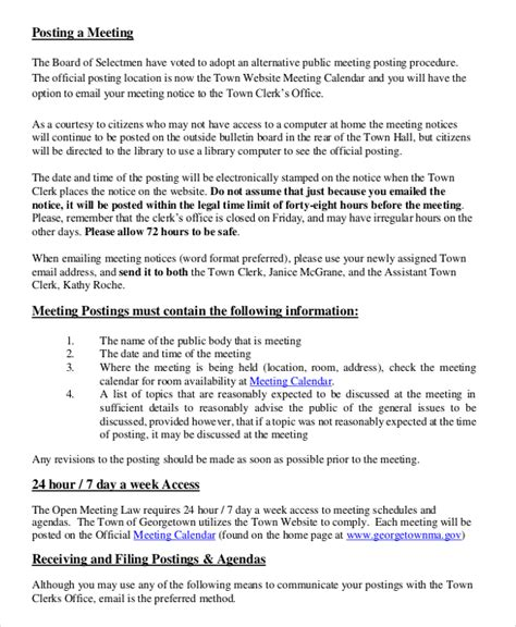 Minutes Format For Writing Gallery Download Cv Letter And Format Sle Letter Typing Meeting Minutes Template