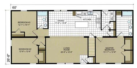 modular floor plans ranch modular ranch style