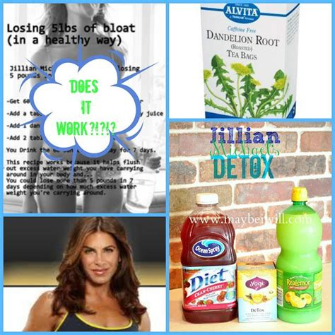 How Does The Stuff Work Detox by Jillian Detox Water Recipe Dandelion Root Tea