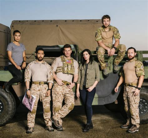 Seal Teap seal team tv show on cbs cancelled or renewed canceled tv shows tv series finale