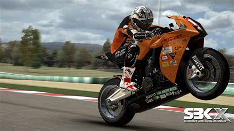 Motorrad Spiele Ps3 by Superbike World Chionship Sbk X Xbox 360 Torrents