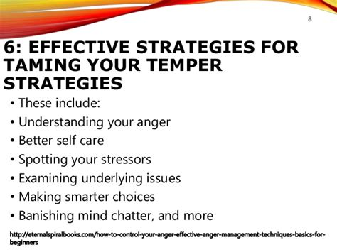 temper temper an effective strategy to conquer your anger and hostility books how to your anger anger management techniques for