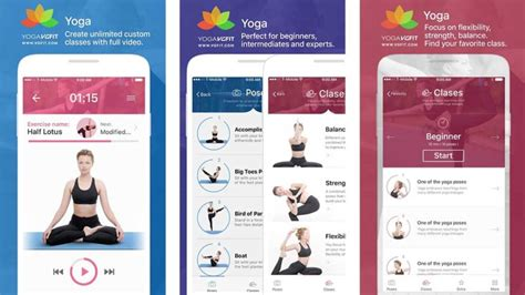 best yoga tutorial app 10 best yoga apps for android vondroid community