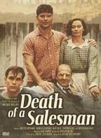 death of a salesman central theme death of a salesman dvd movie central