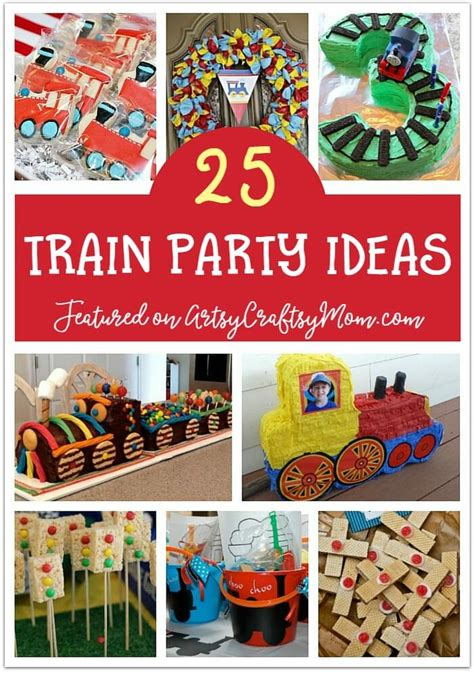 25 party ideas for kids celebration ideas for kids 25 awesome train party ideas for kids