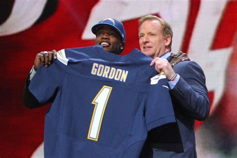 nfl draft san diego chargers san diego chargers up melvin gordon as 15th