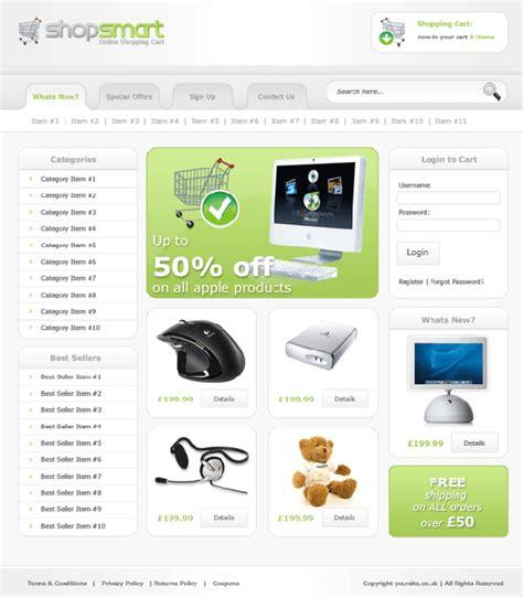 tutorial wordpress shopping cart 30 best web design layout photoshop tutorials