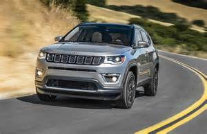 Jeep Compas Jeep Compass To Be Built In India Gets Petrol Diesel