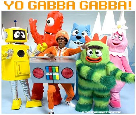 yo gabba gabba yo gabba gabba images yo gabba gabba wallpaper and