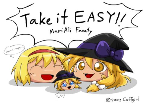 Take It Easy take it easy on