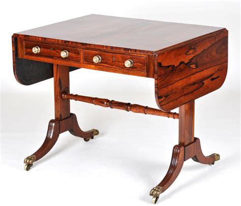 regency rosewood sofa table 253724 sellingantiques co uk