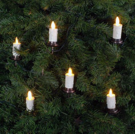 luminara christmas tree strand candles saunderson snippets an fashioned