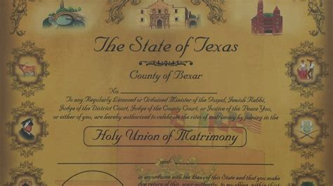 Marriage Records San Antonio Bexar County Clerk S Office Prepared If Supreme Court