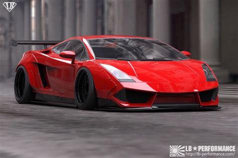 Work For Lamborghini Liberty Walk S Treatment Of The Lamborghini Gallardo Is
