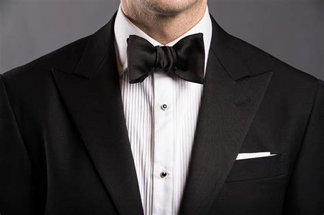 formal hairdos black ties the four types of formal bow ties he spoke style