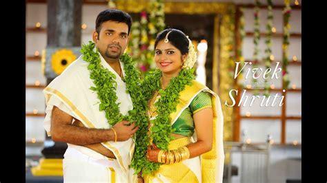 A Classical Kerala Hindu Wedding I VIVEK&SHRUTHI