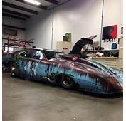 Craig Sullivan Reveals Richard Petty Themed Dodge Daytona