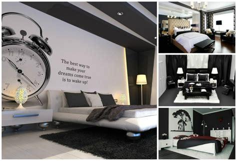 id馥 d馗o chambre noir et blanc d 233 co noir et blanc avec touches de couleur chambre 224 coucher
