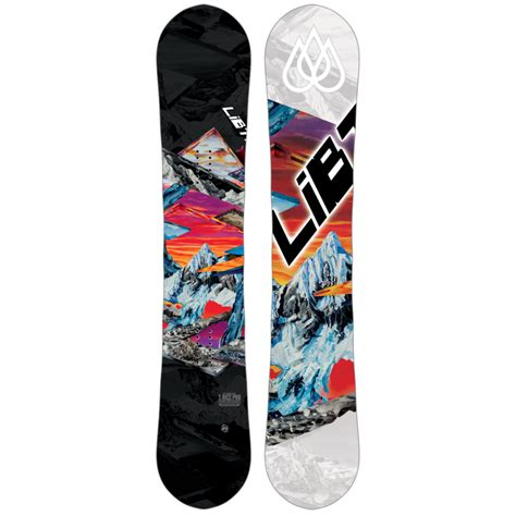 lip tech snowboard travis rice pro horsepower c2 snowboard 16 17 lib tech