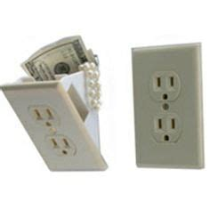 Wall Power Outlet Home Security Storage Box 1000 images about diversion safes on can safe place a and safe