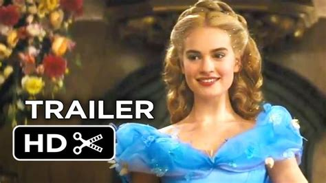 film cinderella trailer cinderelly is back in a new live action disney princess