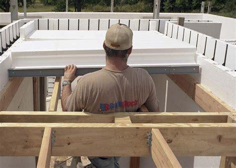 installing builddeck roof    tornado rated safe room
