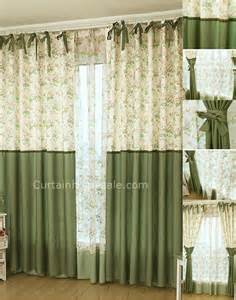 Fancy Door Curtains Fancy Pastoral Flowers And Leaf Printed Eco Friendly Door Side Window Curtains
