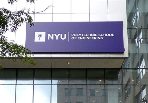 Engineering Mba Nyu Polu by S Nyu Poly Receives 100 Million Changes Name To