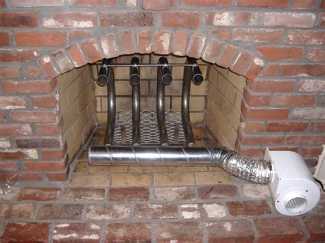 Diy Fireplace Blower by Fireplace Furnaces 120 000 Btu Wood Burning Fireplace