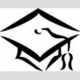 Graduation Clothing Cap clip art - vector clip art online, royalty ...