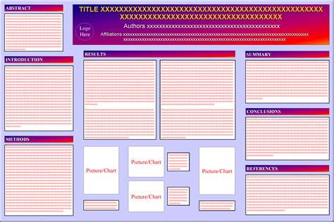poster template for powerpoint poster presentation templates playbestonlinegames
