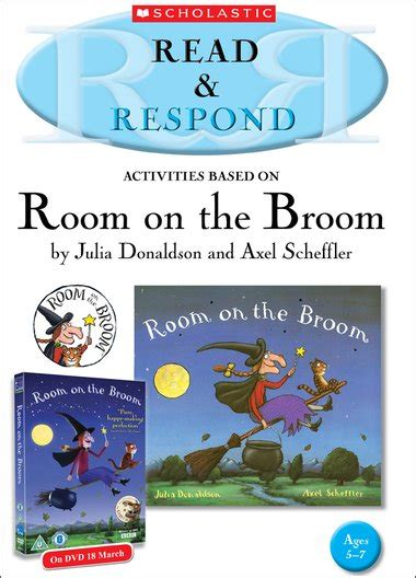 room on the broom free room on the broom activities free early years teaching resource scholastic