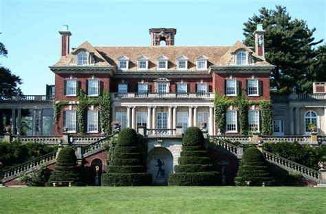 All American Homes Floor Plans by Architecture Day Trip Visit The Mansions Of Gatsby S
