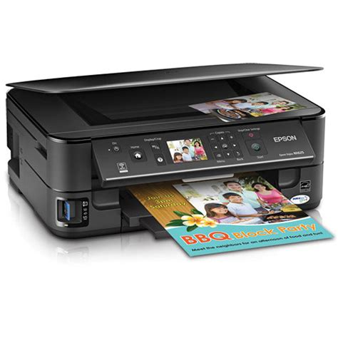 Printer Epson Stylus Tx121 All In One epson stylus nx625 wireless all in one inkjet printer c11ca70271