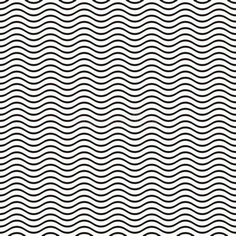 wavy lines pattern vector seamless wavy line pattern stock vector image of curve