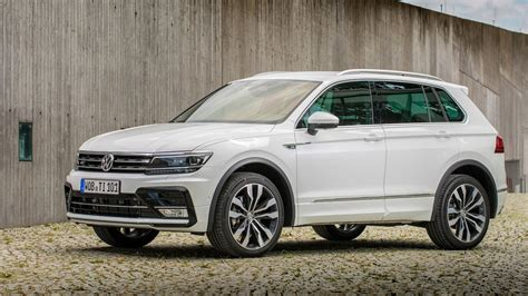 volkswagen tiguan r line vw tiguan 2 0 bitdi 240 4motion r line 2016 review car
