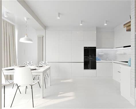 white grey interior design   modern minimalist style