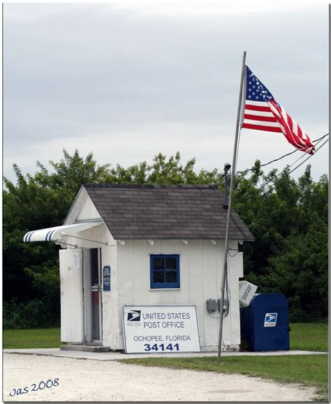 Smallest Post Office by Smallest Post Office