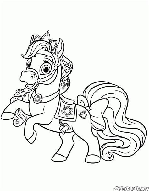 pony royale coloring pages coloring page pony star
