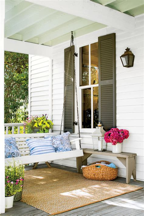 good antique find home interior representative taras peaceful porch swings southern living