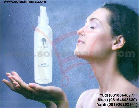 Pelembab Nu Skin solusi napca moisture mist