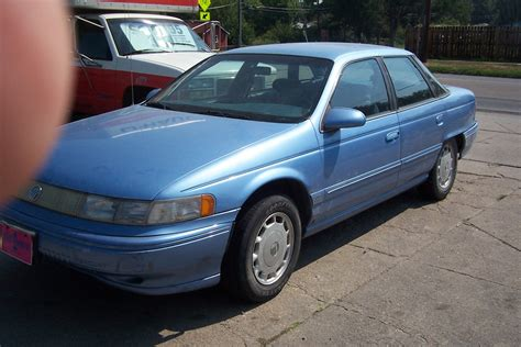 1994 mercury sable information and photos momentcar