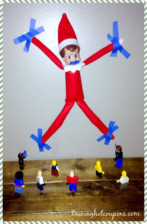 How To Start The On A Shelf Tradition by On The Shelf Ideas Eli S Activity Last 12 2
