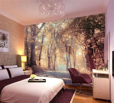 print wall mural colorful autumn scenery wall mural photo wallpaper print home 3d decal ebay