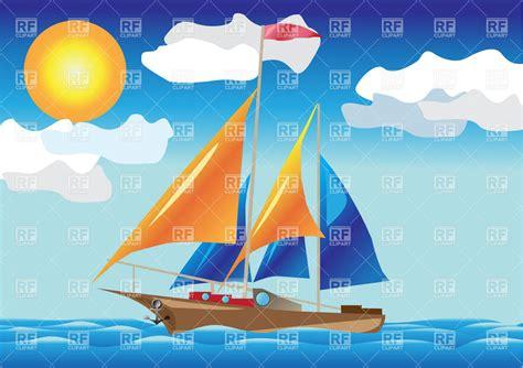 boat in sea clipart sea clipart sailing boat pencil and in color sea clipart